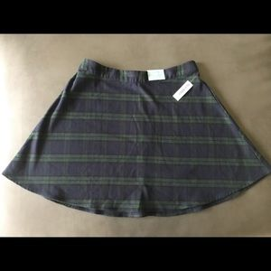 Old Navy Plaid Skirt